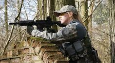 girl airsoft loadout - Google Search