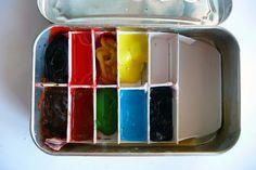 Shealynn's Faerie Shoppe: DIY Altoids Watercolor Tin