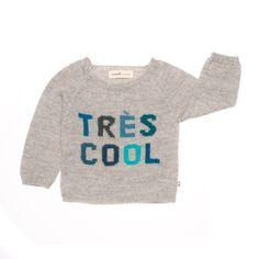 Be cool. Be trés cool.   #oeufNYC #oeuf #kids #kidsfashion #fairtrade