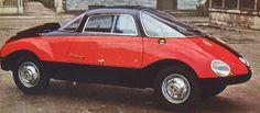 FIAT 750 Vignale prototipo