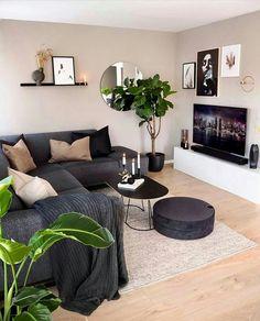 Magnificient Living Room Colors ideas that inspire your apartment decor Design Living Room, Living Room Decor Cozy, Living Room Colors, Home Living Room, Apartment Living, Living Area, Decor Room, Budget Living Rooms, Cool Living Room Ideas