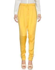 BLUMARINE Women's Casual pants Yellow 12 US