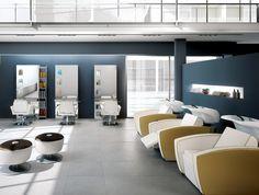 L'azienda si occupa di realizzazione arredamenti per parrucchieri ed inerente la progettazione saloni di acconciatura. Si tratta di AgvGroup Spa leader nel mondo di arredi ed attrezzatura nel campo dei negozi dedicati alla bellezza delle persone.
