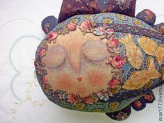 Коллекционная кукла ручной работы. Olga Mart . Ярмарка Мастеров.