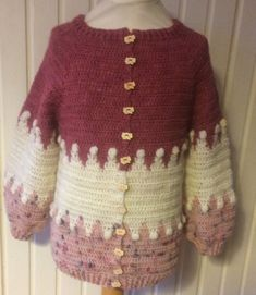 Pullover, Crochet, Sweaters, Inspiration, Fashion, Sweater Vests, Wraps, Biblical Inspiration, Moda