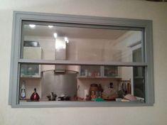 Fenetre Double Vitrage, Cool House Designs, Bathroom Medicine Cabinet, Home Goods, Kitchen Design, Doors, Erika, Home Decor, Design Ideas