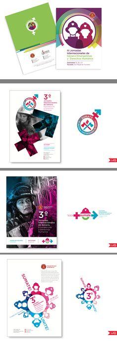 Graphic campaign, Consejo Nacional de Bomberos