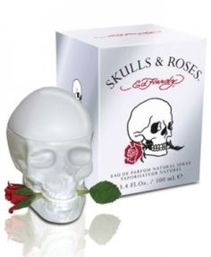 Ed Hardy Skulls and Roses (for her). This smells so amazing!!!!!!!!!!!