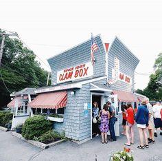 Clam Box // Ipswich