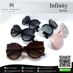 #miramadisonbrand #มิร่าเมดิสัน Sunglasses  Infinity Series (รุ่น อินฟินิตี้) มีทั้งหมด 5 สี ➣ เลนส์สีชา กรอบกระหินอ่อนน้ำตาล (Brown Lens Brown marble Frame) ➣ เลนส์สีพิ้งโกล กรอบกระหินอ่อนชมพู (Pink Gold Lens Pink marble Frame) ➣ เลนส์เงิน กรอบดำ (Silver Lens Black Frame) ➣ เลนส์ดำไล่สี กรอบดำ (Black Lens Black Frame) ➣ เลนส์ดำไล่สี กรอบกระหินอ่อนสีน้ำเงิน (Black Lens Dark Blue Frame) #miramadison #newyork #Bangkok #athena #sunglasses #usa ติดตามเพิ่มเติม