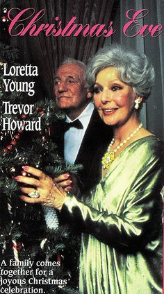 Christmas Eve (1986) Loretta Young stars as a charitable elderly lady who wants to see her estranged Children having found out she is dying