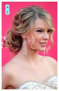 Inspiração de penteado: Taylor Swift