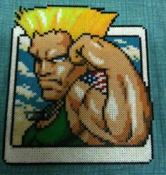 Guile by cardinalchang