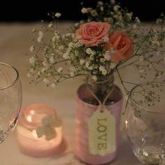 Romantic table, mesa romantica, centepiece, centro de mesa, mesa pra dois, table for two.
