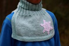 Pizzicato: Lumihiutalekaulurit + ohje Baby Accessories, Children, Kids, Knitted Hats, Diy And Crafts, Knit Crochet, Scarves, Crochet Patterns, Winter Hats