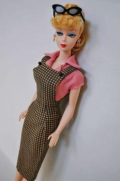 Custom Vintage Barbie Fashion by Doll Treasures