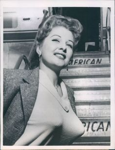 The Bullet Bra: The indispensable underwear for the Sweater Girl in the 1940s and 1950s.
