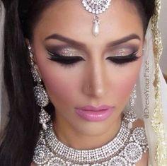 Симпатичные Макияж Свадебный глаз Тренд 2015 - Макияж Идеи (2)