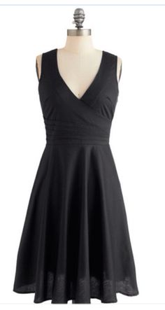 Beguiling beauty dress in black 1X