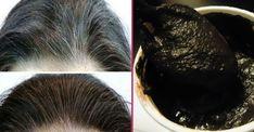 Beyaz saçlardan kurtulmanın ve onları boyamanın çok kolay bir yolu var. Sadece iki malzemeyle hazırlayacağınız bu karışım hem çok doğal hem de ekonomik. Good To Know, Hair, Amigurumi