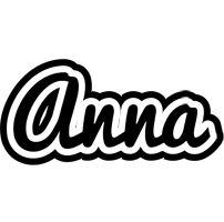 Anna chess logo