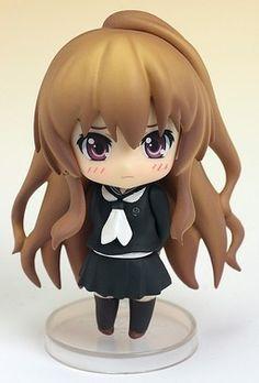 Toradora! - Aisaka Taiga - Monthly Anime Style - Nendoroid Petit - 01 - Last Episode School Uniform Ver. (Good Smile Company)