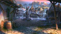 Village by VityaR83 on DeviantArt