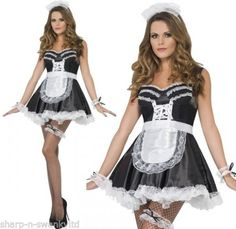 10 sexiest halloween costumes cracked history happy halloween ladies sexy french maid rocky horror valentines fancy dress costume outfit kit solutioingenieria Gallery