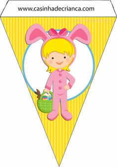 Kit Festa Páscoa Para Imprimir Grátis Easter Printables, Party Printables, Free Printables, Looney Tunes, Imprimibles Baby Shower, Party Kit, Easter Party, Egg Hunt, Spring Crafts