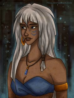 Kida+by+7Lisa.deviantart.com+on+@DeviantArt