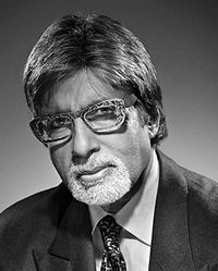 BACHCHAN Amitabh 03-24x30-2009b.jpg- I love this actor I like his presence I'm not sure how to describe it. To me he is the Indian version of the English actor Sean Connery and that people is saying something!
