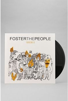 Foster the People Torches LP