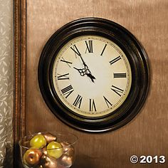 Home on pinterest wall signs rustic wall clocks and cabinet handles