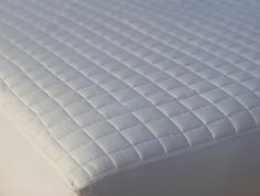 earthsake . coyuchi - organic cotton mattress pad