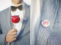 love shoot: cute & quirky funfair engagement shoot {nina & martin}