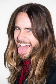 Jared Leto by Terry Richardson.