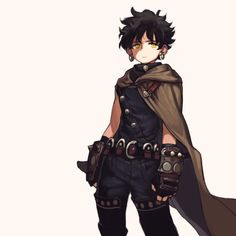 Character Concept Art – Final Fantasy: The 4 Heroes of Light Art Gallery Character Design Challenge, Character Design Sketches, Character Design Cartoon, Character Design Animation, Fantasy Character Design, Character Design References, Character Drawing, Character Design Inspiration, Character Concept