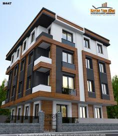 Building Elevation, Building Exterior, Building Facade, Building Design, Modern Architecture Design, Facade Design, Residential Architecture, Exterior Design, Townhouse Designs