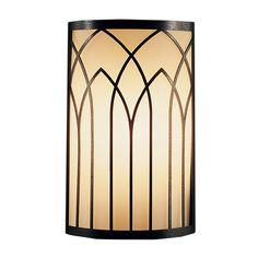 Gothic Arches Wall Sconce by Hubbardton Forge