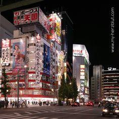 Akihabara - Elektronikviertel in Tokyo. Ein Viertel, was man unbedingt gesehen und erlebt haben muss. Meine Empfehlungim Detail: auf dem Blog.