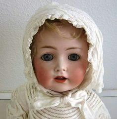 Pretty baby doll.