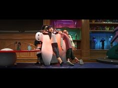 Watch Baymax, Hiro, and the rest of the Big Hero 6 suit up in the brand new trailer. Disney's Big Hero 6 opens in theatres in November Like Big H. Disney And Dreamworks, Disney Magic, Disney Movies, Disney Pixar, Big Hero 6, Trailer 2, Movie Trailers, Official Trailer, Chris Williams