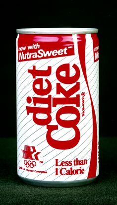 1983 Nutrasweet Can