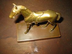 JB Bronze Horse Art Deco Stand – Designer Unique Finds