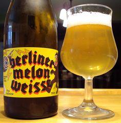 Berliner Melon Weisse - Brasserie Dunham via craftbeerquebec.ca…