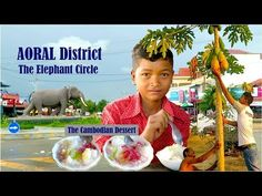 Aoral District in Kampong Speu Province Tours | Eating Foods and Visit T...