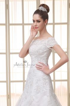 Wedding dress Rochelle by Atelier Ivoire