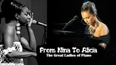 New York, May 14: Free: From Nina to Alicia: Tribute to the Great Ladies of Piano