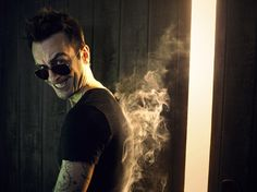 Joseph Gilgun plays foul-mouthed, charismatic vampire Cassidy in AMC's 'Preacher,' executive produced by Seth Rogen.