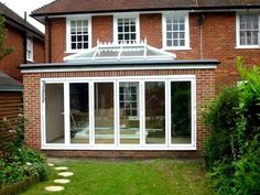 flat roof extension with lantern - Google Search